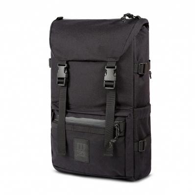 Topo Designs Rover Pack Tech Black