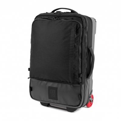 Topo Designs Travel Bag Roller trolley Premium Black