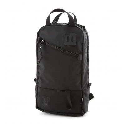 Topo Designs Trip Pack Ballistic Black