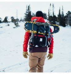 Topo Rover Pack Navy/Red