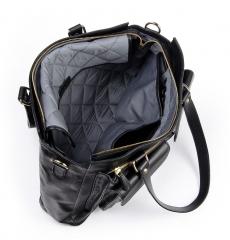 Women Laptop Bag Olivia Black
