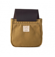 Filson Rugged Twill Belt Pouch Tan