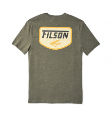 Filson Buckshot T-Shirt Olive Drab Heather
