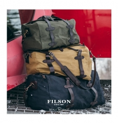 Filson Duffle Bag Large 11070223 Navy