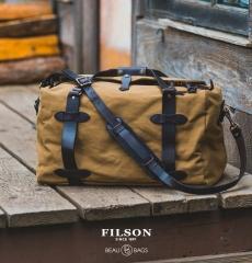 Filson Duffle Medium 11070325 Tan