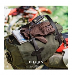 0df036fb0ed1 Filson Duffle Small 11070220 Otter Green ...