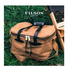 Filson Large Soft-Sided Cooler 11070319 Tan