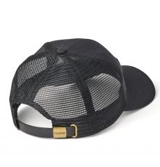 Filson Mesh Logger Cap Black-20157135-Black