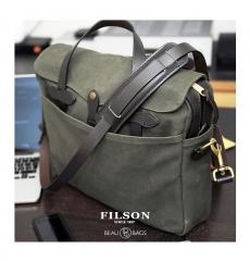 Filson Original Briefcase 11070256 Otter Green