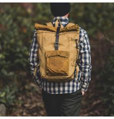 Filson Roll-Top Backpack 11070388 Tan