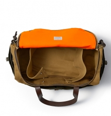 Filson Heritage Sportsman Bag 11070073 Tan/Otter Green