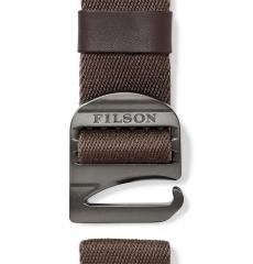 Filson Togiak Belt 20052229-Bronze