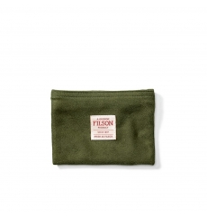 Filson Leather Pouch-Small 11063219-Moss
