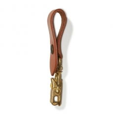 Filson Locking Snap-Key Lanyard 11063224-Tan