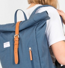 Sandqvist Dante Backpack Dusty Blue