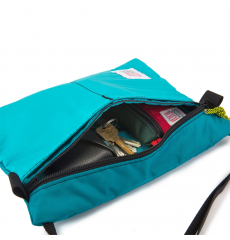 Topo Designs Accessory Shoulder Bag Turquoise