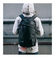 Topo Daypack Ballistic/BlkLeather