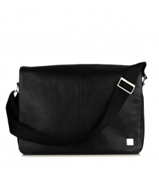 "Knomo Bungo Expendable Messenger 15.6"" Black"
