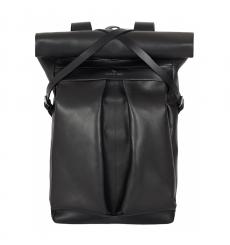Atelier de l'Armée Flight Pack All Leather Black