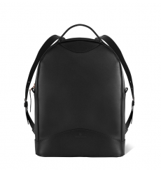 Atelier de l'Armée Voyager Pack All Leather Black front