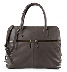 Women Laptop Bag Juliet 15 inch Chocolate