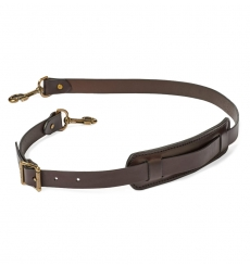 Filson Bridle Leather Shoulder Strap 20049230-Brown