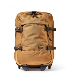 Filson Ballistic Nylon Dryden 2-Wheel Rolling Carry-On Bag 20047728-Whiskey