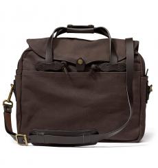 Filson Briefcase Computer Bag 11070257 Brown