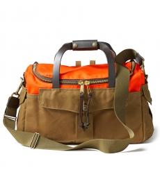 Filson Heritage Sportsman Bag 11070073 Tan/Dark Tan