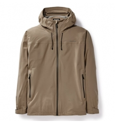 Filson Swiftwater Rainshell Jacket Rugged Tan
