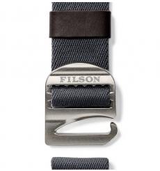 Filson Togiak Belt 20052229-Graphite