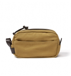 Filson Travel Kit Tan