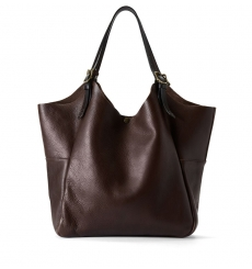 Filson Leather Carry-All 11070371 Brown