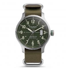 Filson Mackinaw Field Watch Green