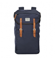 Sandqvist Hans Blue Backpack