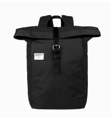 Sandqvist backpack Silas Black