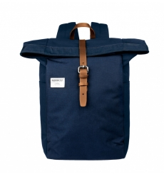Sandqvist backpack Silas Blue