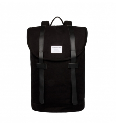 Sandqvist backpack Stig Black