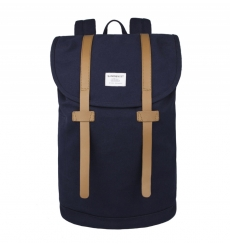 Sandqvist backpack Stig Large - Blue