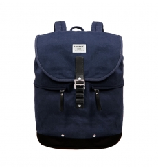 Sandqvist Backpack Gary blue