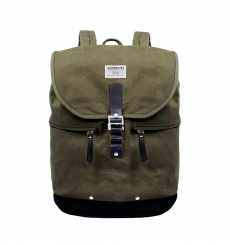 Sandqvist Backpack Gary olive