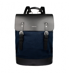 Sandqvist backpack Hege Blue