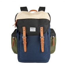 Sandqvist Backpack Lars Goran Multi Color
