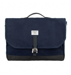 Sandqvist Briefcase Laptop Bag Blue