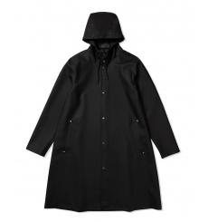 Stutterheim Raincoat Mosebacke black