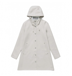 Stutterheim Raincoat Mosebacke light sand