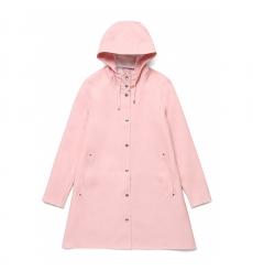 Stutterheim Raincoat Mosebacke Pale Pink