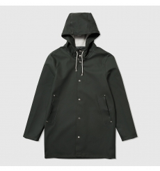 Stutterheim Raincoat Stockholm Green