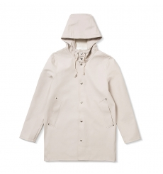Stutterheim Stockholm Raincoat Light Sand