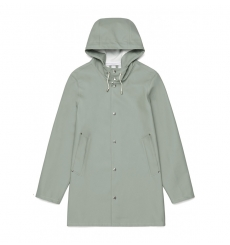 Stutterheim Stockholm Raincoat Khaki Green